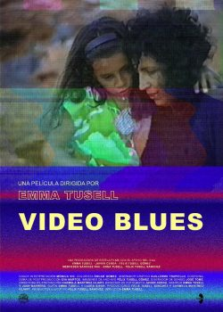 Cartel_VIDEO BLUES_baja